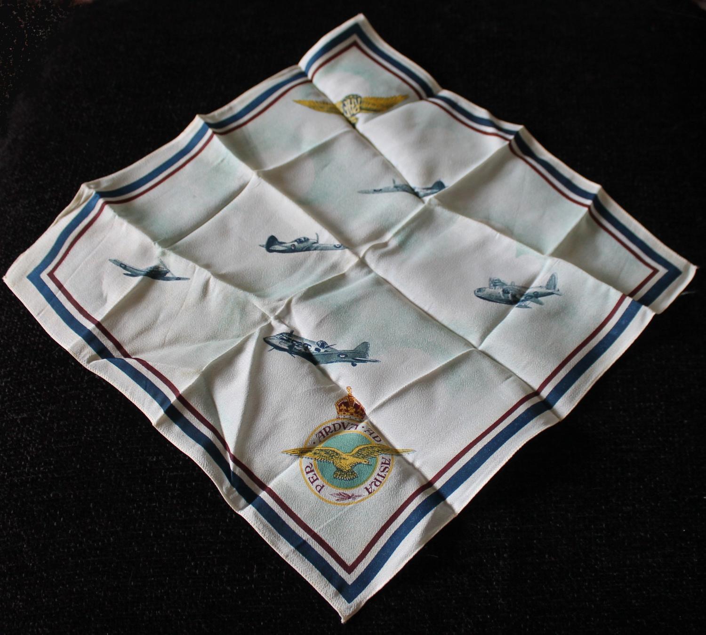 RAF Sweetheart's Handkerchief