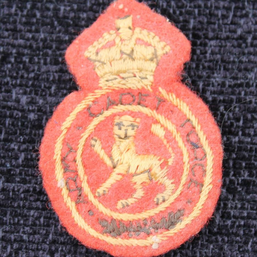 Army Cadet Force Badge