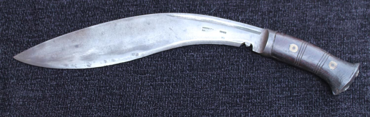 A 1943 Dated MK II Military Issue Kukri
