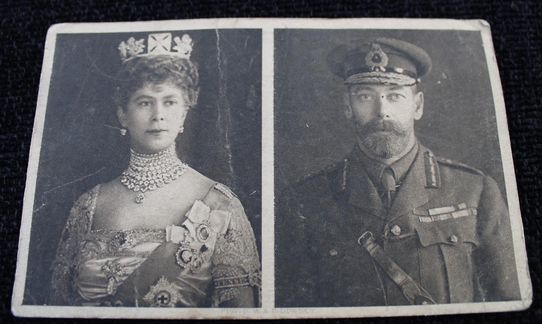 Princess Mary Gift Postcard