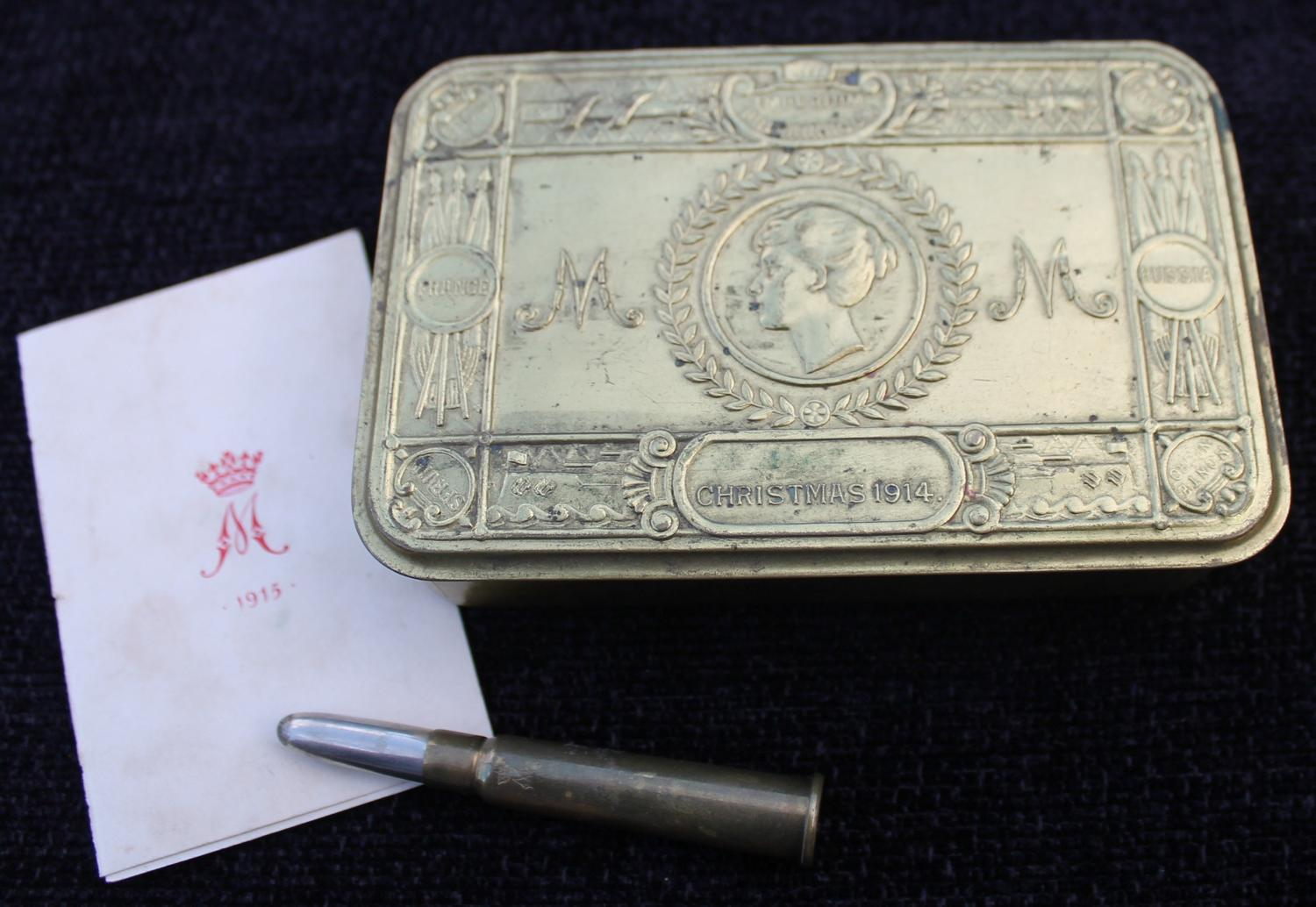 Princess Mary Tin With Contents