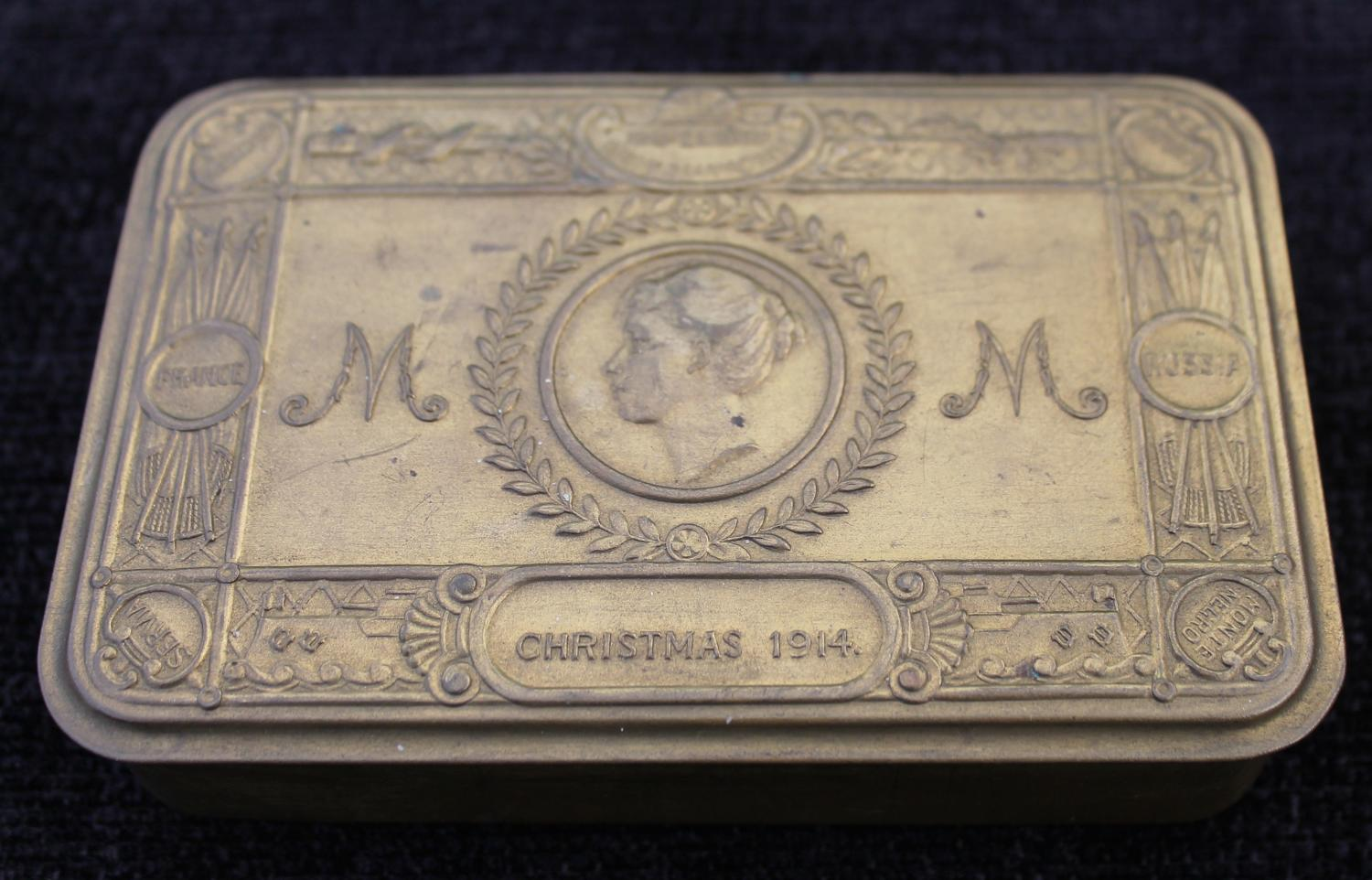 A Complete Princess Mary Gift Tin