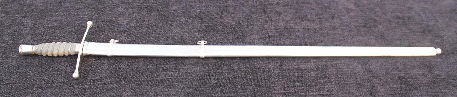 Cross Hilt Officers Sword