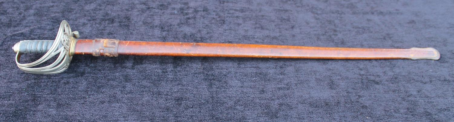 West India Regiment Wilkinson Sword