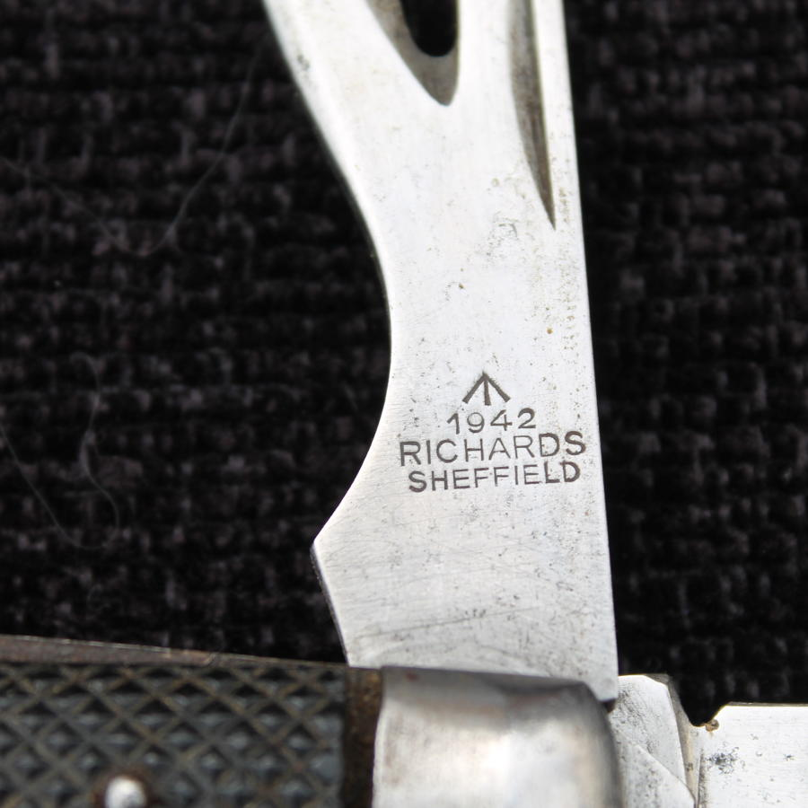 British Army Clasp Knife 1942