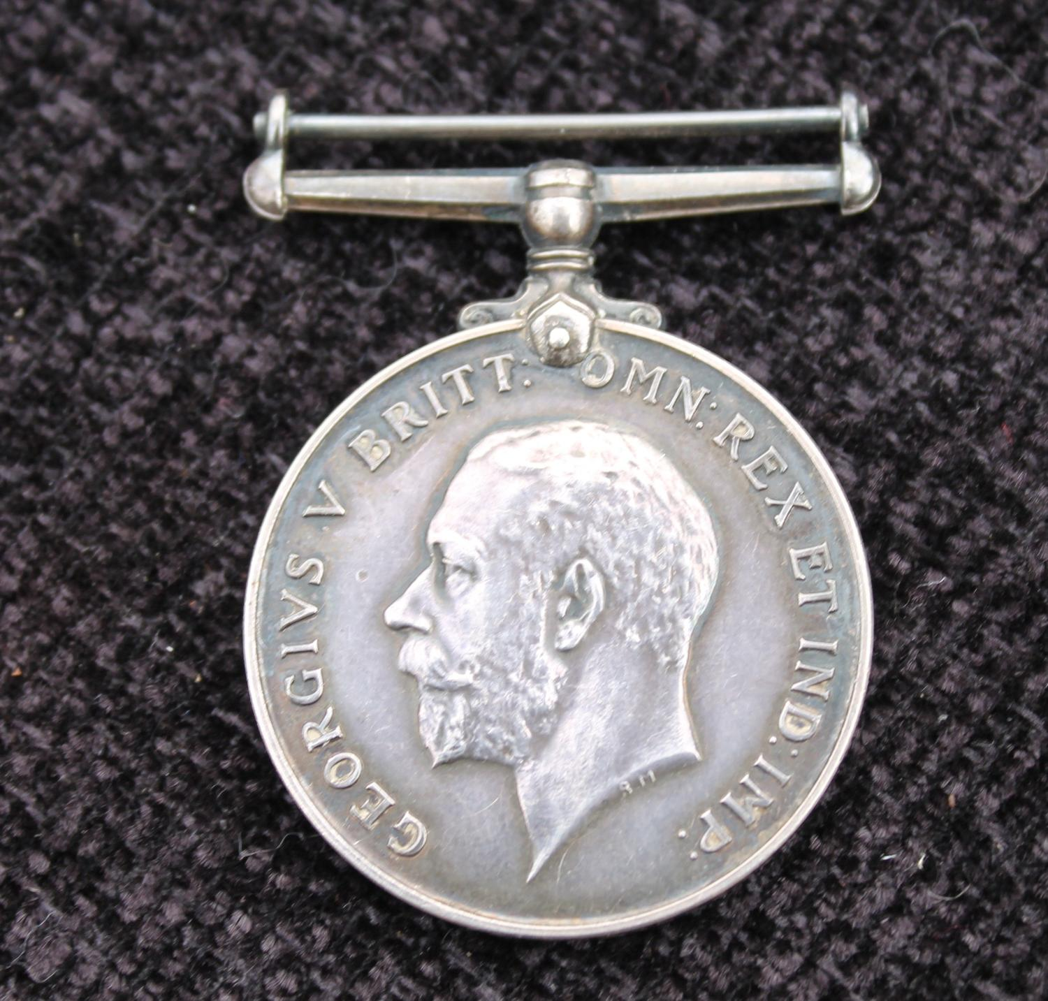 British War Medal Royal Engineers