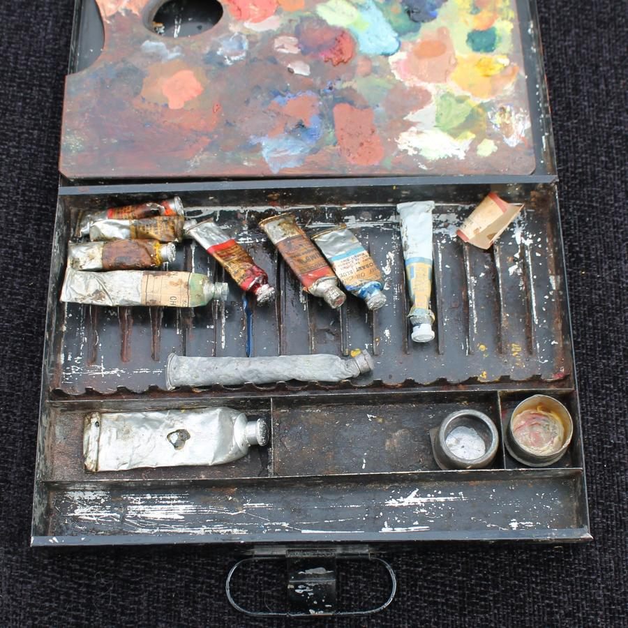 Officers Private Purchase Campaign Artist Box