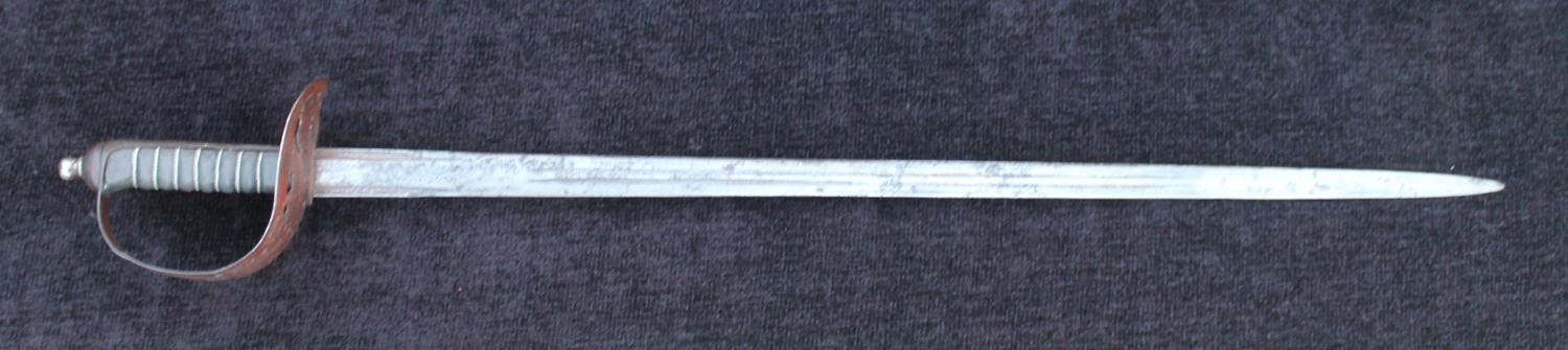 Gordon Highlanders Special Pattern Sword