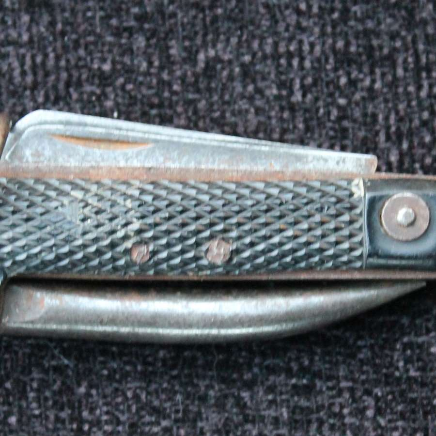 Nowill British Army Jack Knife