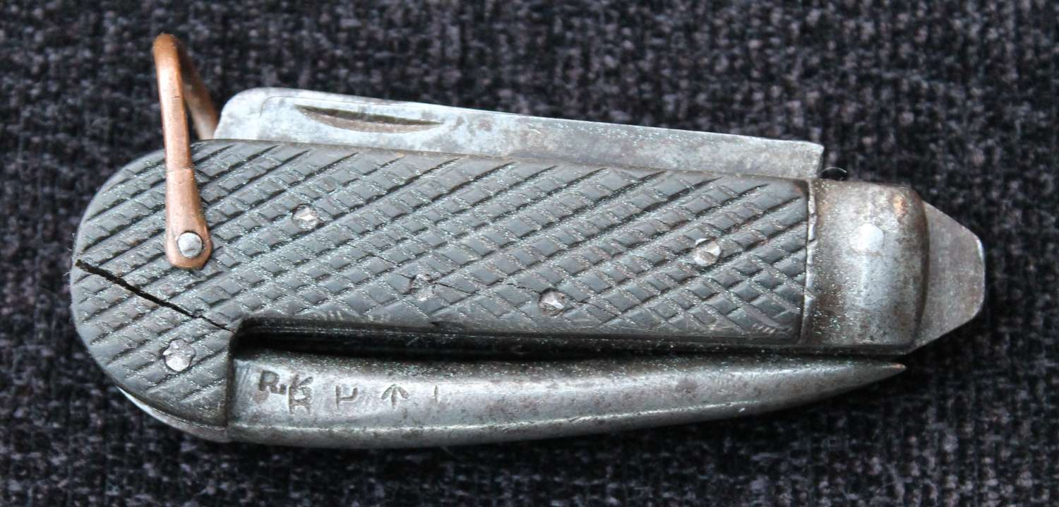 Indian Army Jack Knife