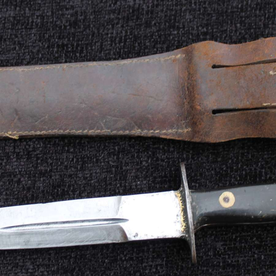 Indian Paratroopers Knife