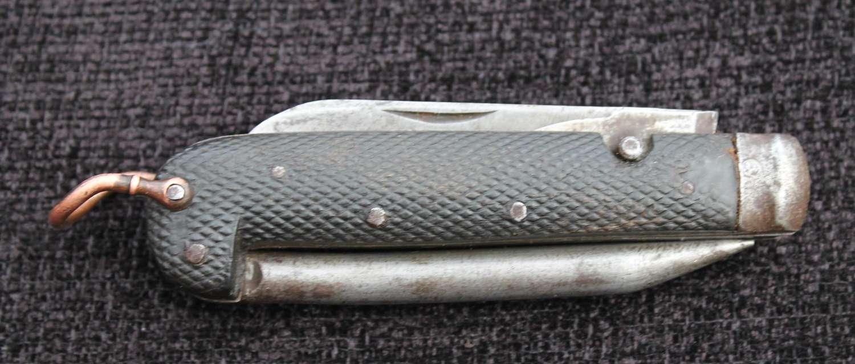Large British Army Jack Knife