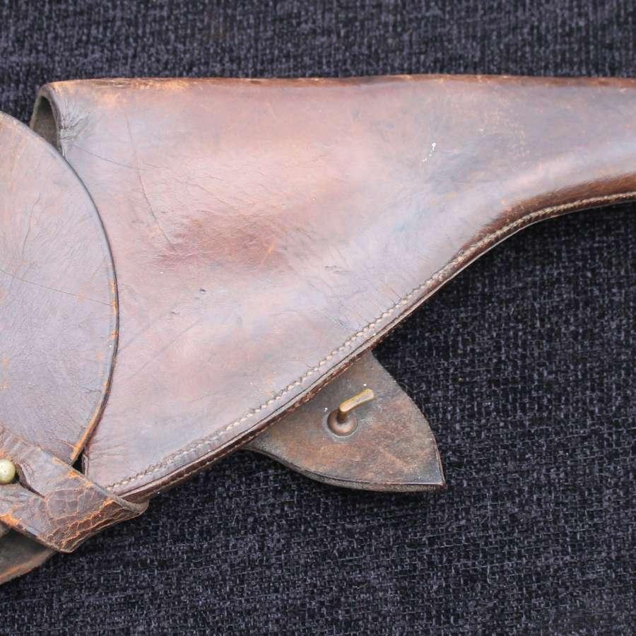 .455 Webley Revolver Holster