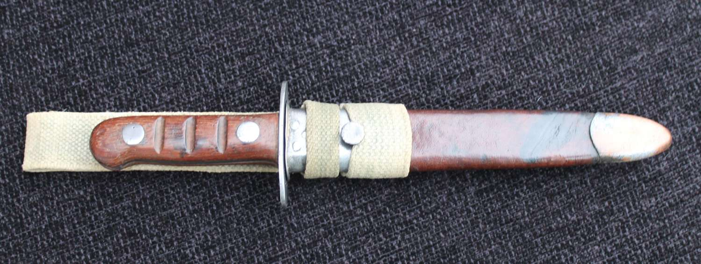 Indian Paratrooper Knife