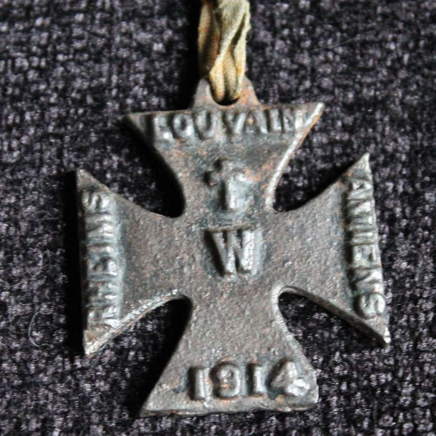 Great War Propoganda Iron Cross