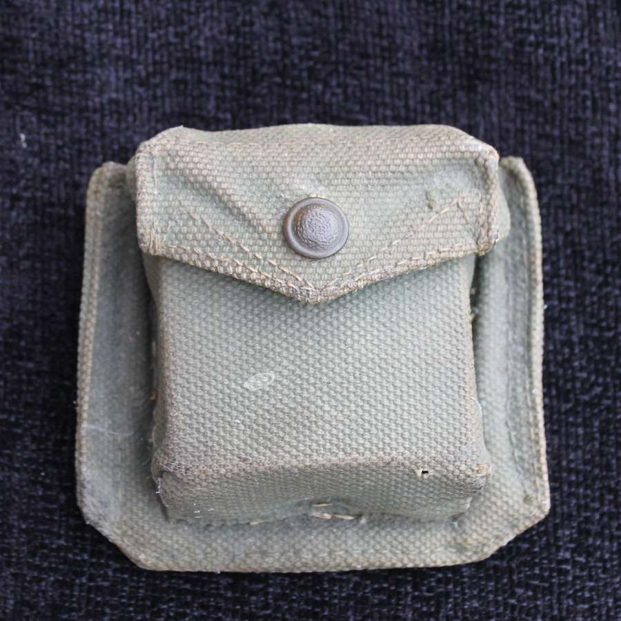1937 Pattern Padded Compass Pouch