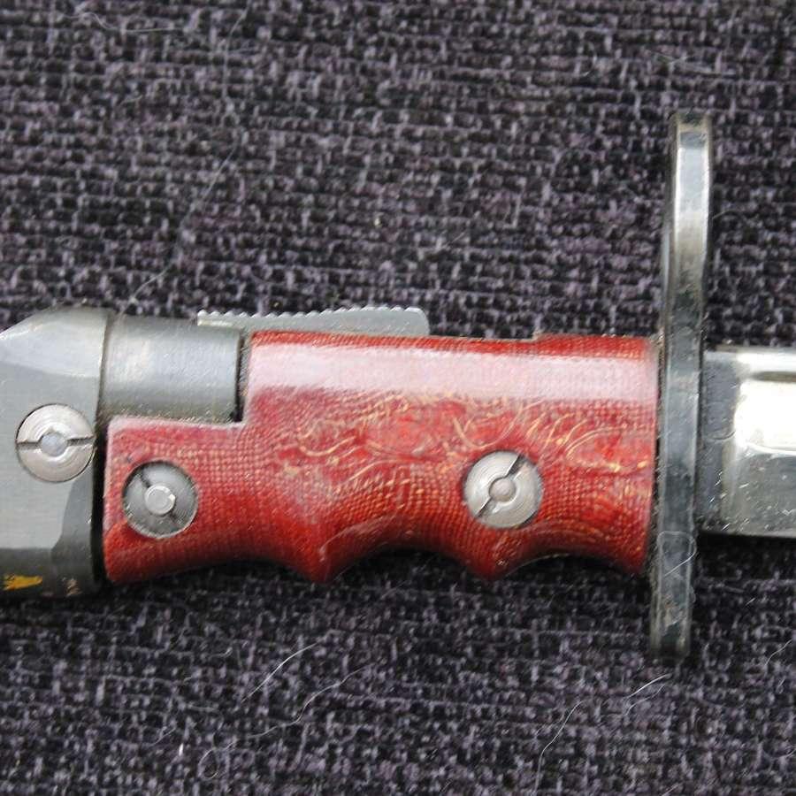 No7 MK1/L Bayonet
