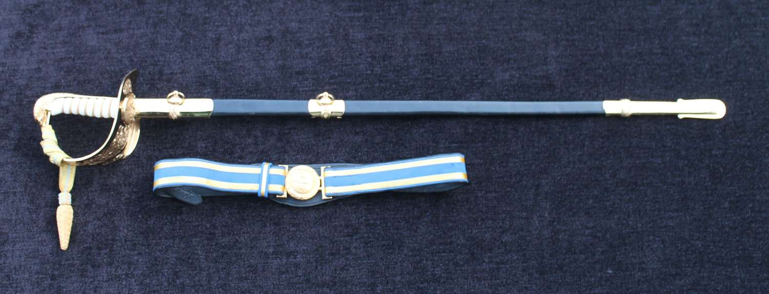 Royal Air Force 1925 Pattern Officers Sword