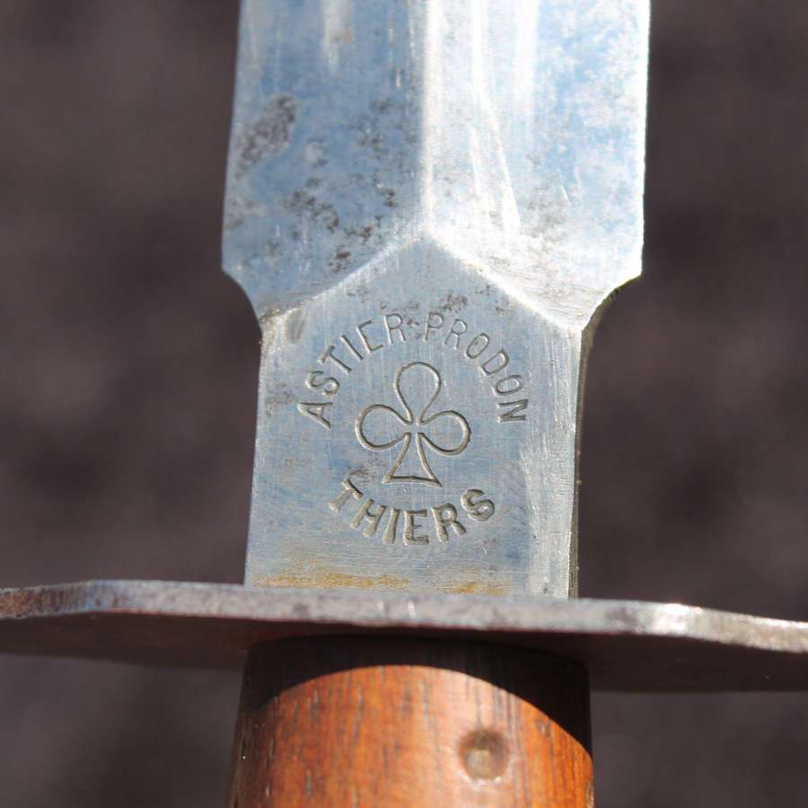 French Model 1916 Fighting Knife