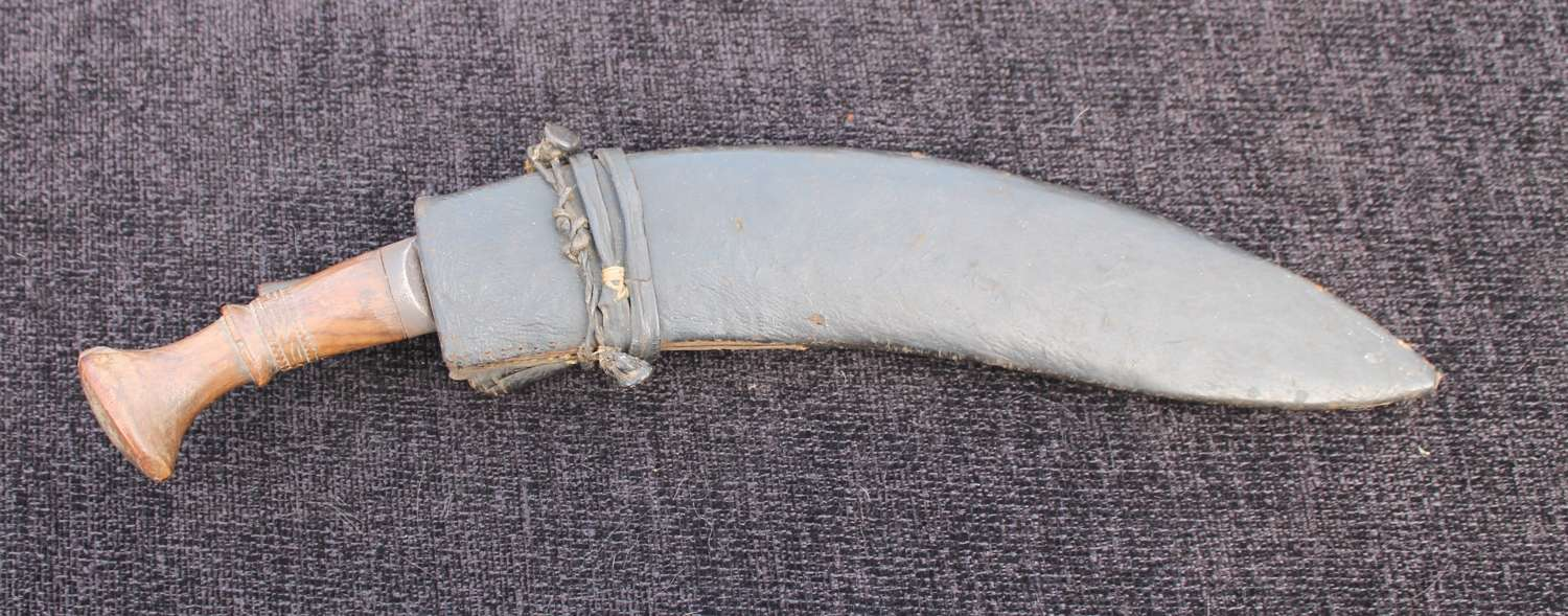 Early 20thC Kukri