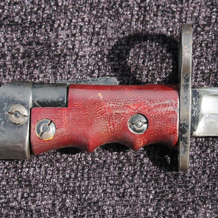 No7 MK1/L Bayonet By Elkington