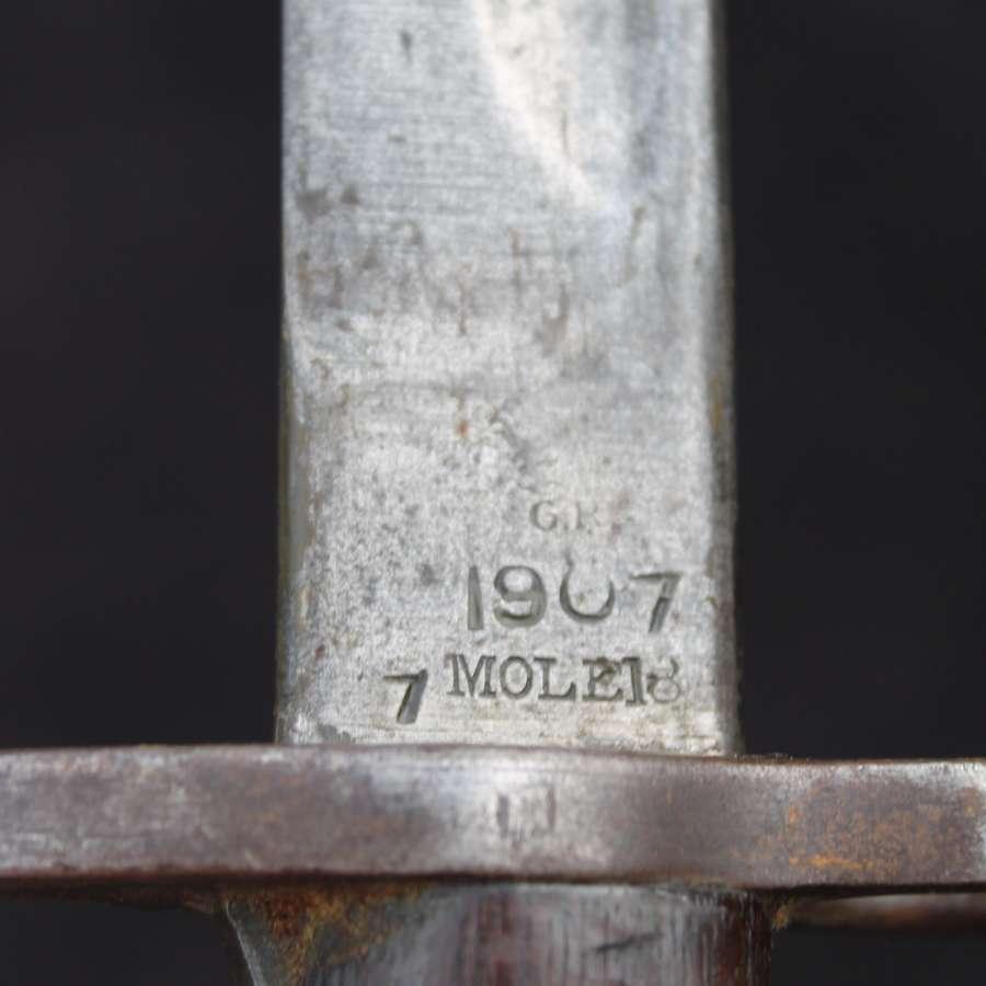 1907 Pattern SMLE Bayonet By MOLE