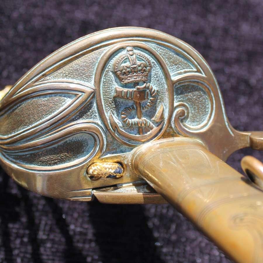 1827 Pattern Royal Navy Officers Sword