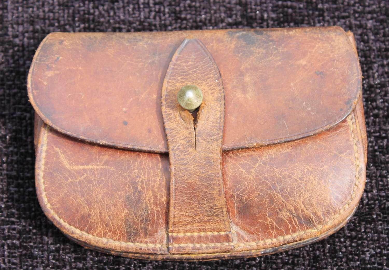 WW1 Sam Browne Ammunition Pouch