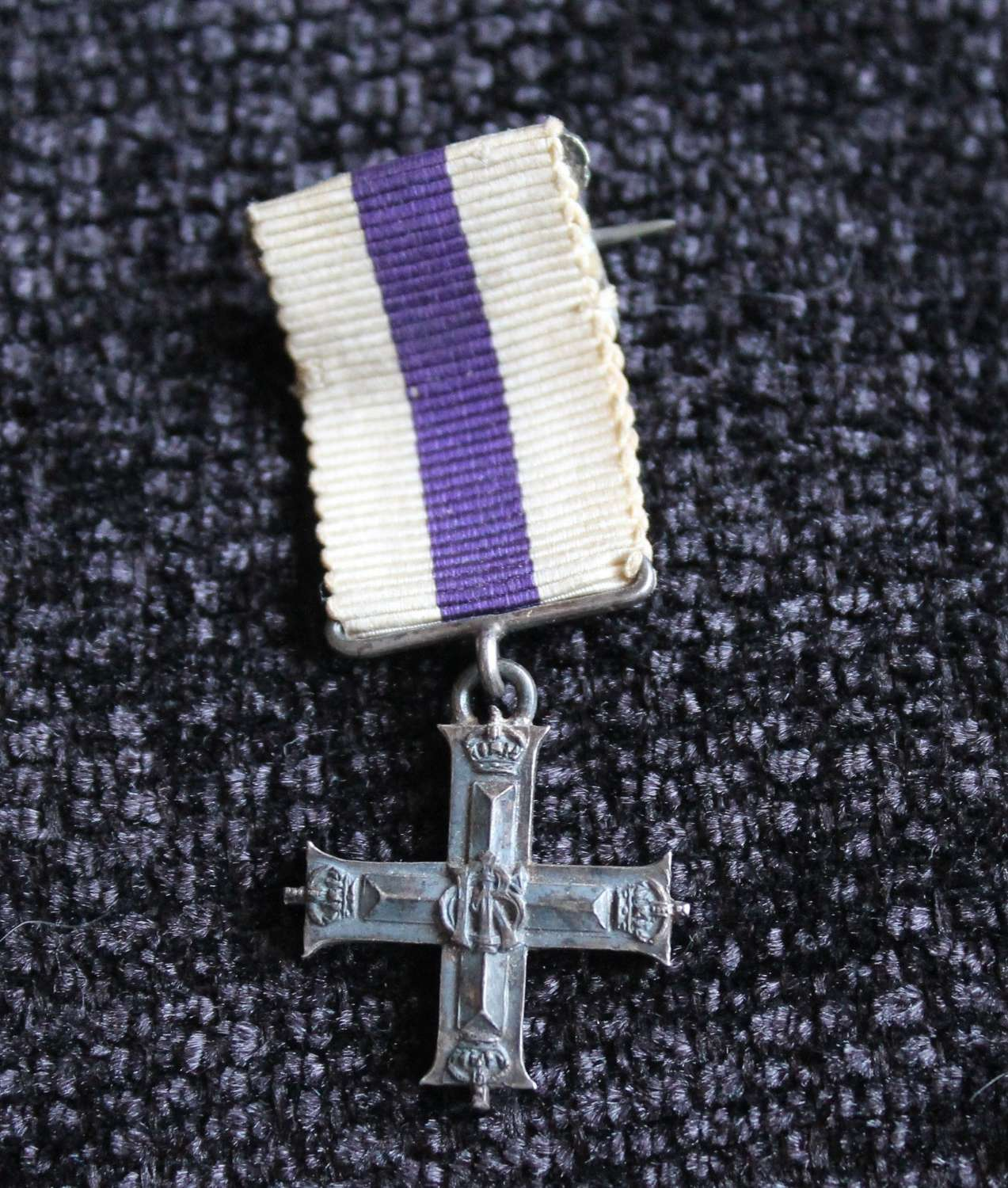 Attributable Military Cross Royal Munster Fusiliers