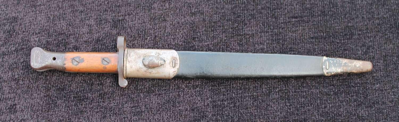 Lee Metford MK III Bayonet