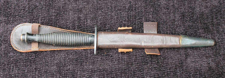 3rd Pattern Fairbairn Sykes FR693