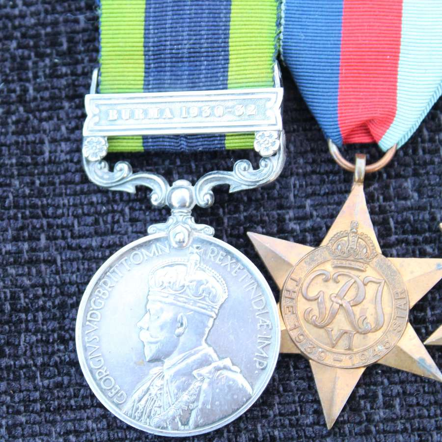 India General Service Group of Four