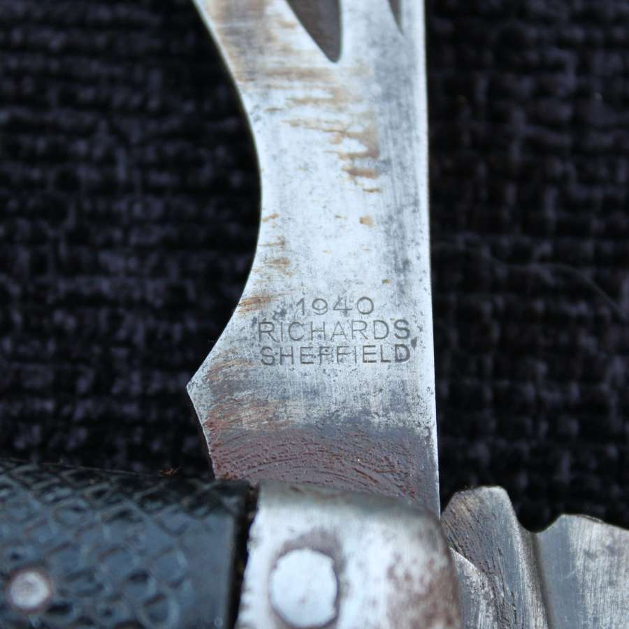1940 Dated Jack Knife
