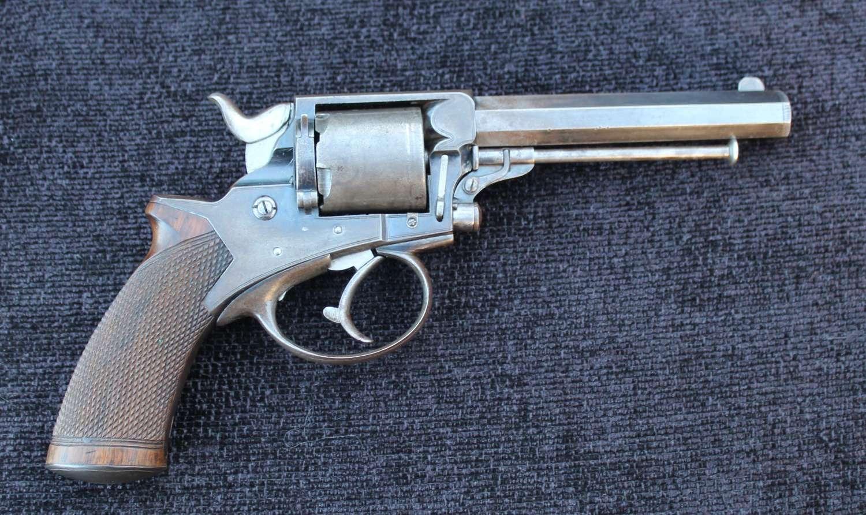 1868 Tranter's Patent Five ShotRevolver