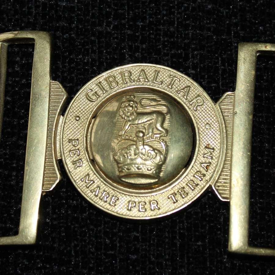 Royal Marines Belt Buckle