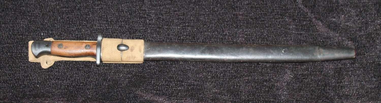 Great War SMLE Bayonet By Wilkinson
