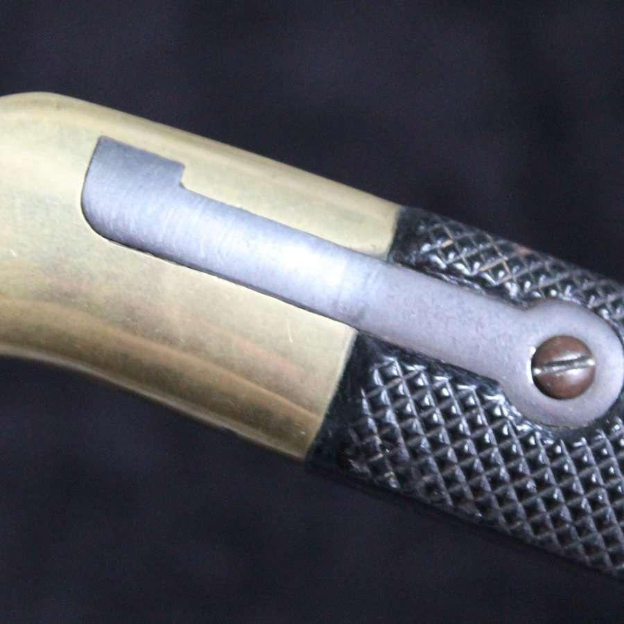 1855 Lancaster Sword Bayonet