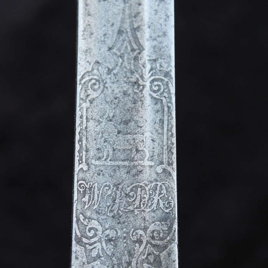1854 Infantry Officers Sword By Wilkinson
