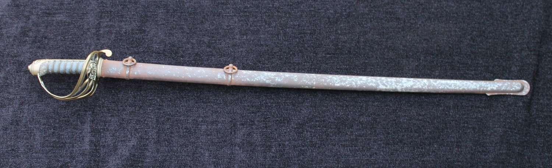 1854 Infantry Officers Sword By Wilkinson