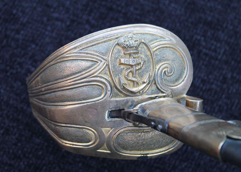Unique Victorian Wilkinson Royal Navy Officers Sword