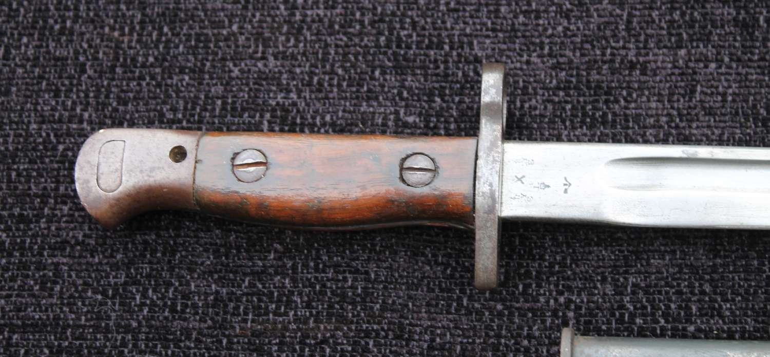 Great War SMLE Bayonet 1916