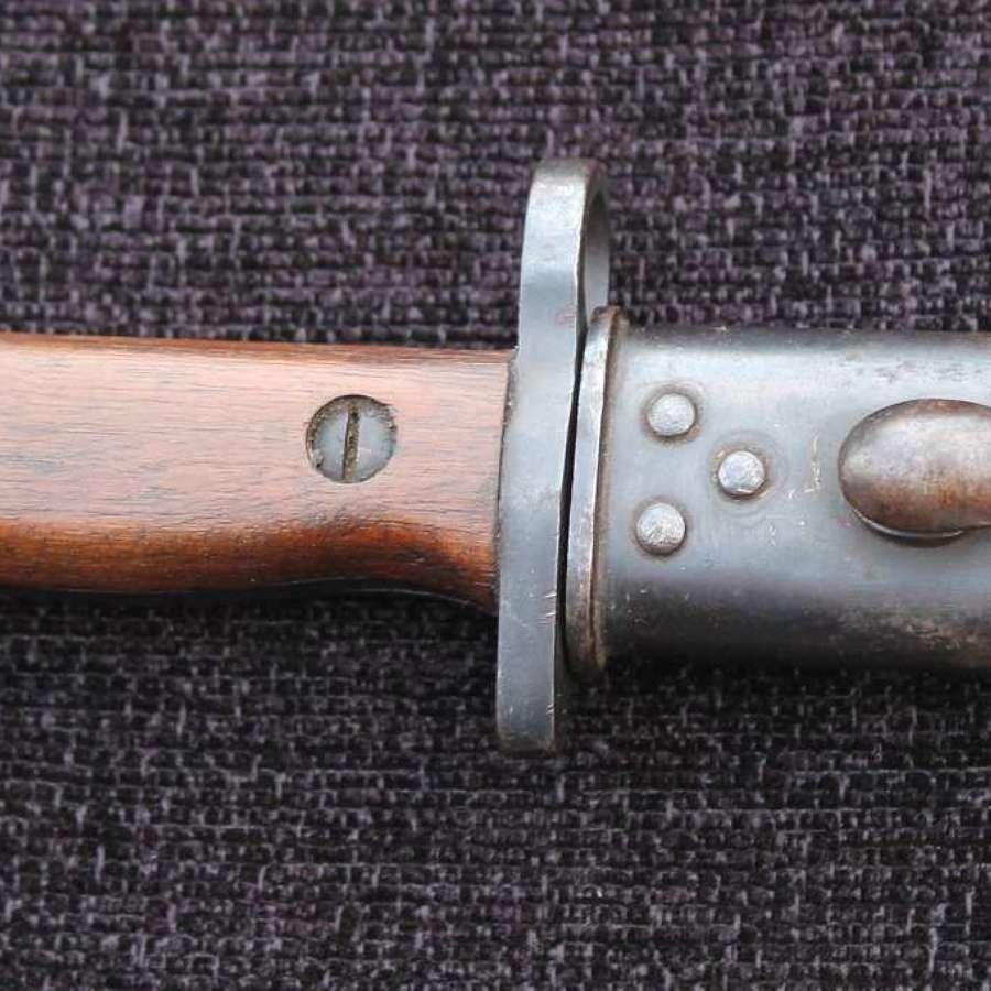 Near Mint WW1 1907 SMLE Bayonet