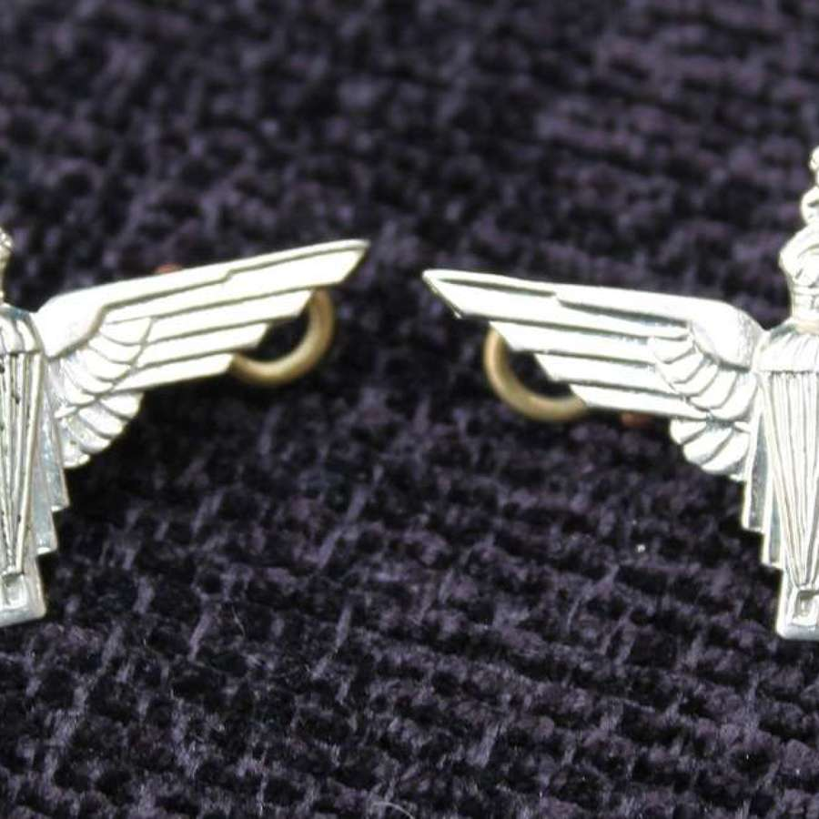 Parachute Regiment Collars