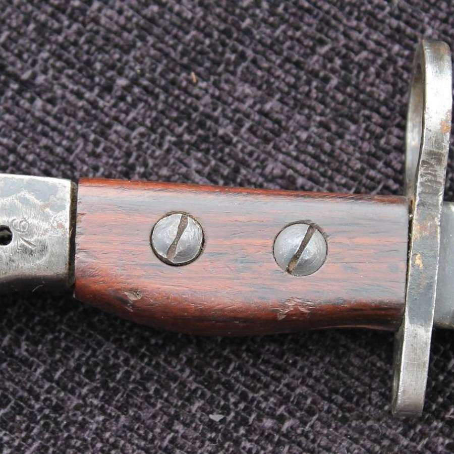 Jungle Carbine Bayonet By Viners