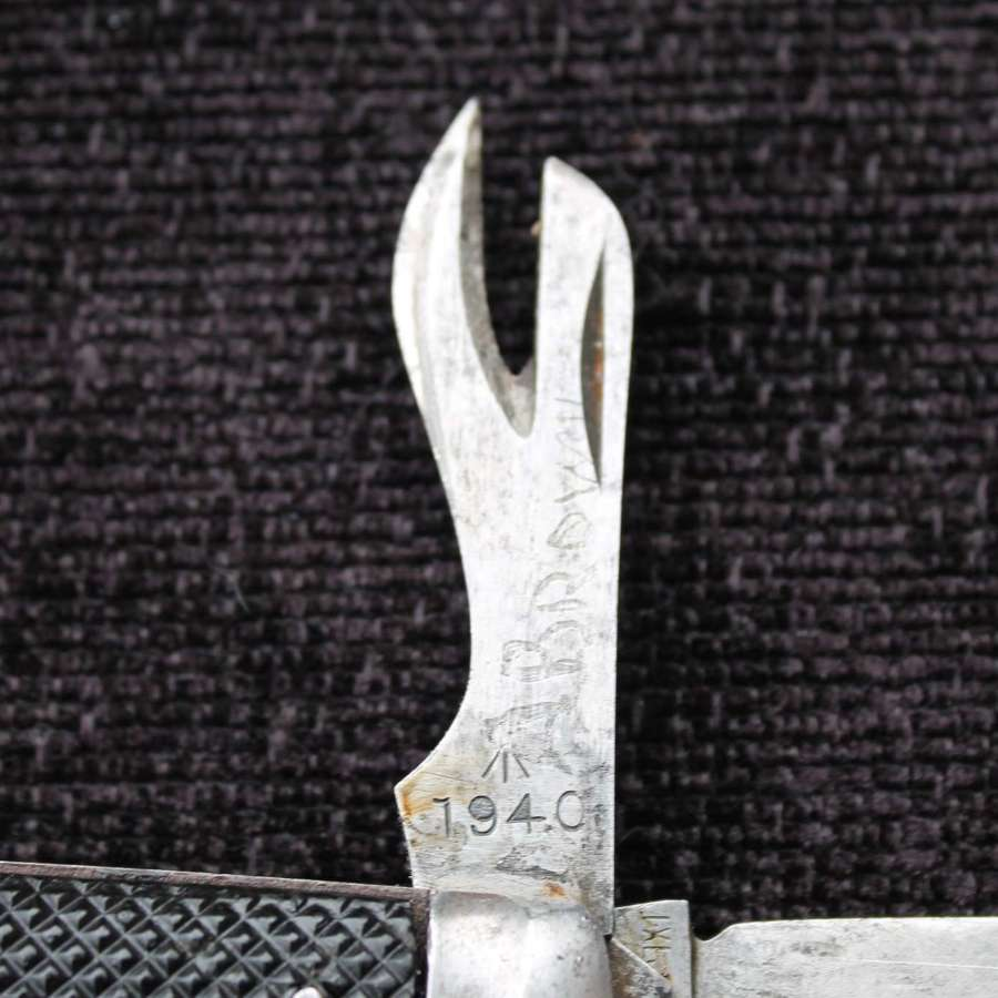 1940 Dated Jack Knife