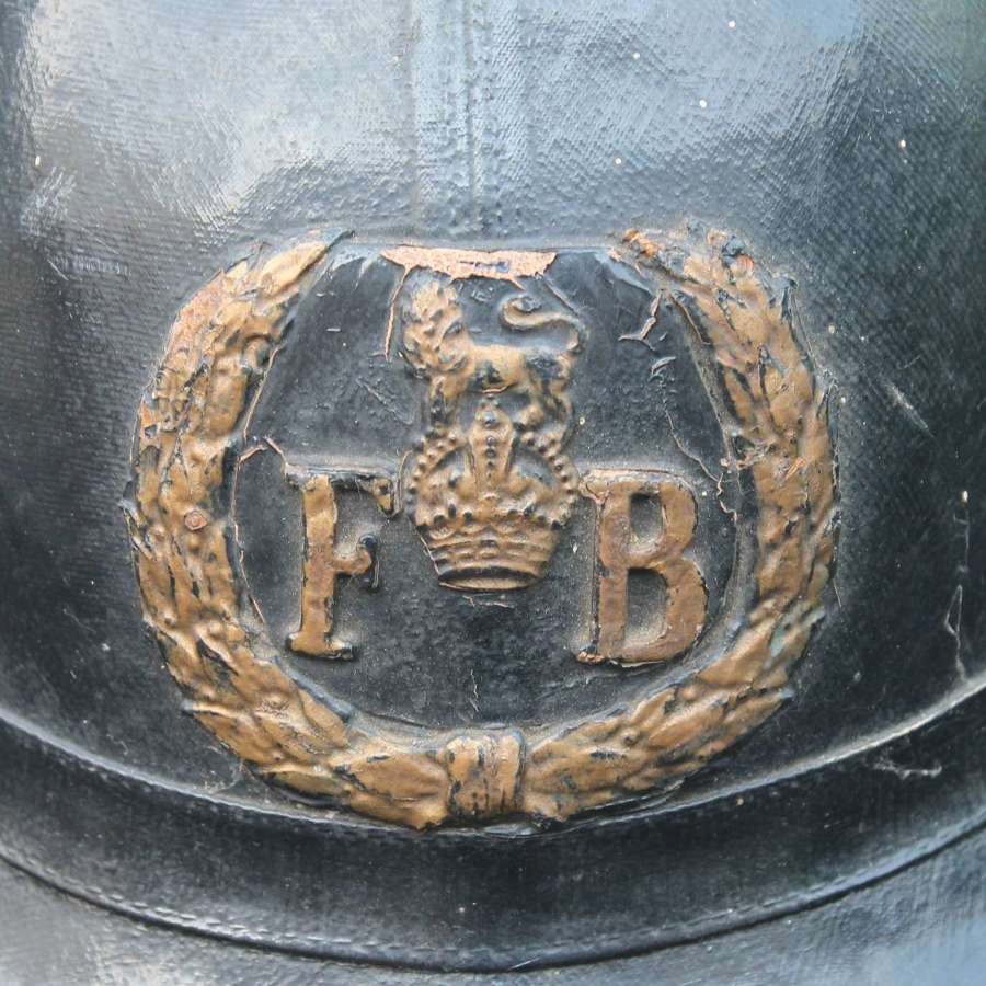 Blitz Period Fireman's Helmet