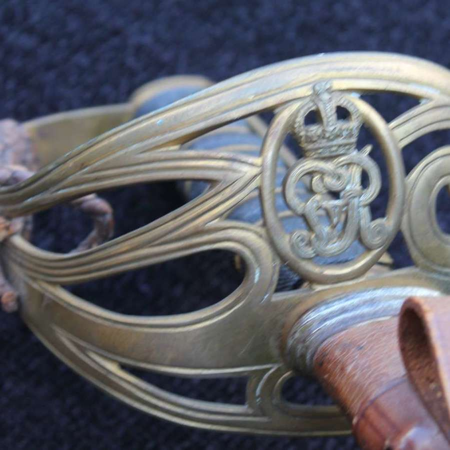 Scottish RAMC Officers Sword