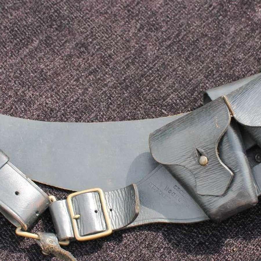 1903 Pattern Leather Bandolier