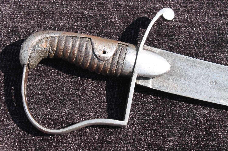1796 Light Cavalry Troopers Sword