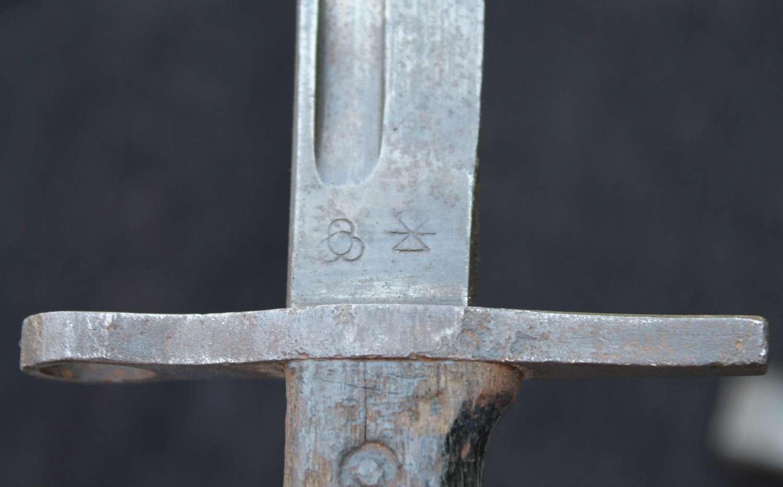 Japanese Arisaka Bayonet